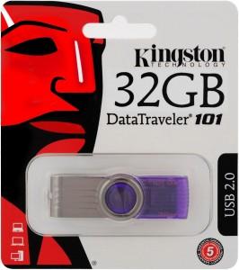 Kingston USB 2.0 32 GB 3